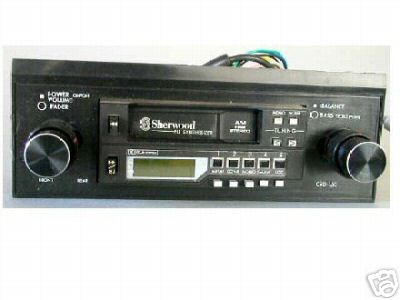 aftermarket am stereo car radios sherwood crd 150