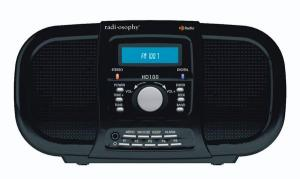 Radiosophy HD100 Tabletop Radio with AM STEREO