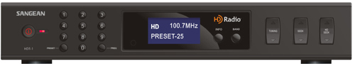 Sangean HDT-1 Component Tuner with AM STEREO
